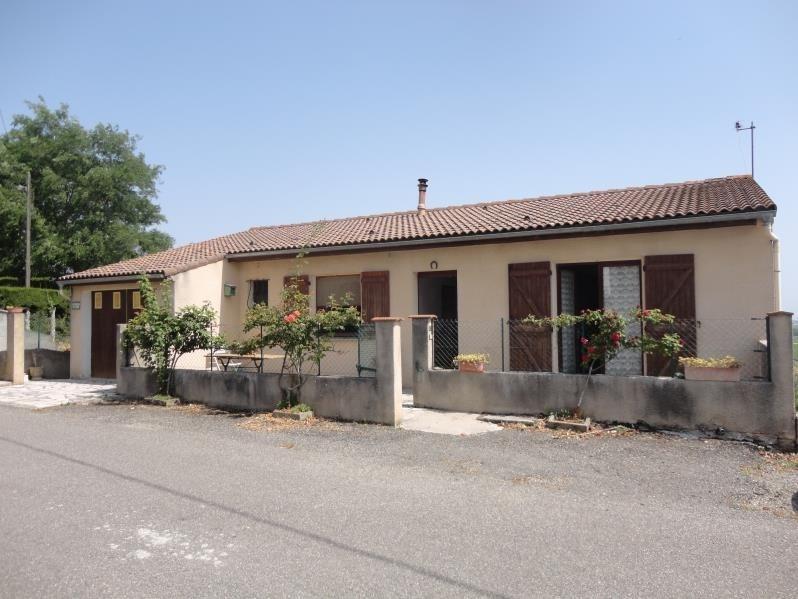 Sale house / villa Belveze du razes 139000€ - Picture 1