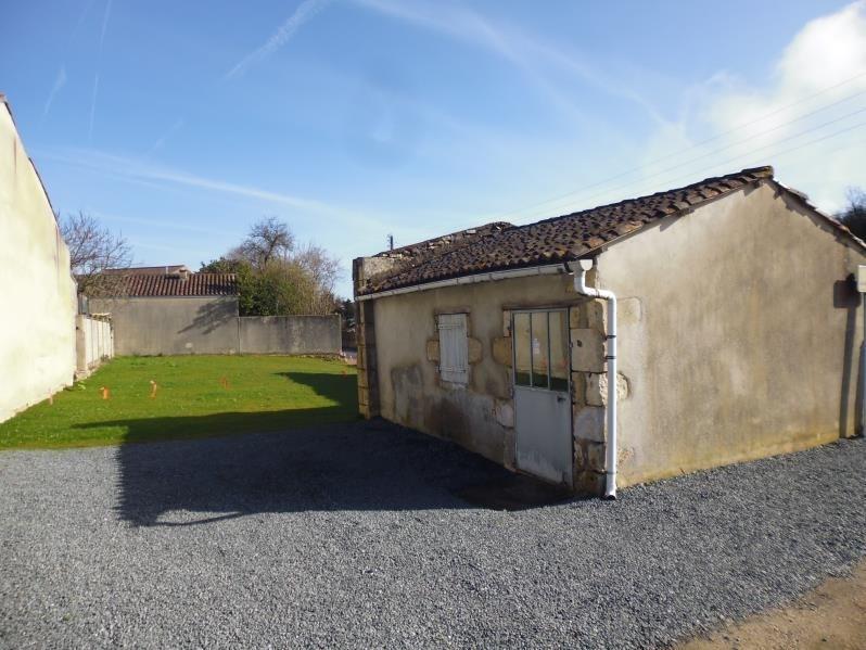 Venta  terreno Mignaloux beauvoir 55000€ - Fotografía 1