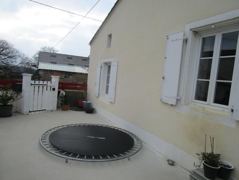 Vente maison / villa Exireuil 90000€ - Photo 9