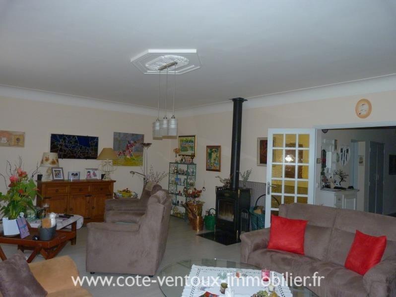 Deluxe sale house / villa Mazan 560000€ - Picture 2