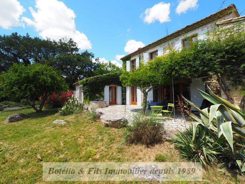 Immobile residenziali di prestigio casa Goudargues 526000€ - Fotografia 2