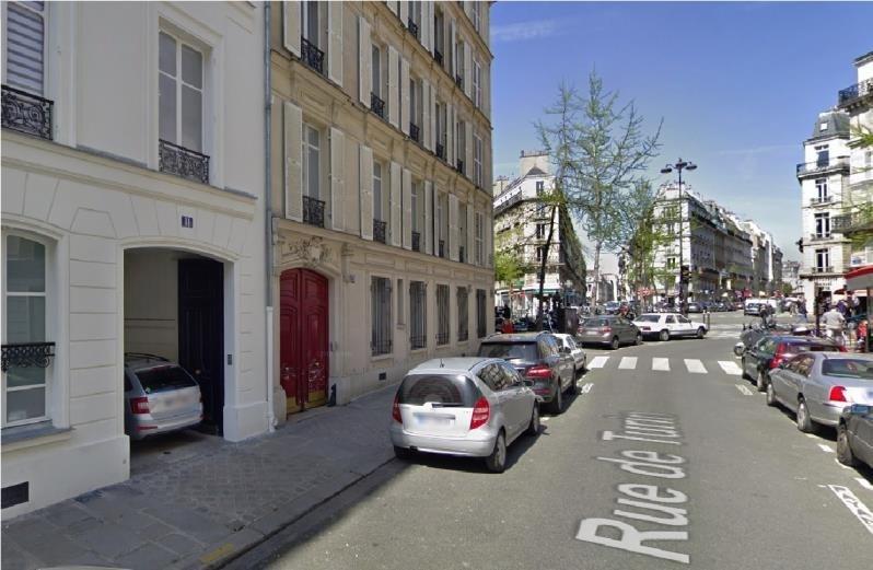 Sale apartment Paris 8ème 640000€ - Picture 1