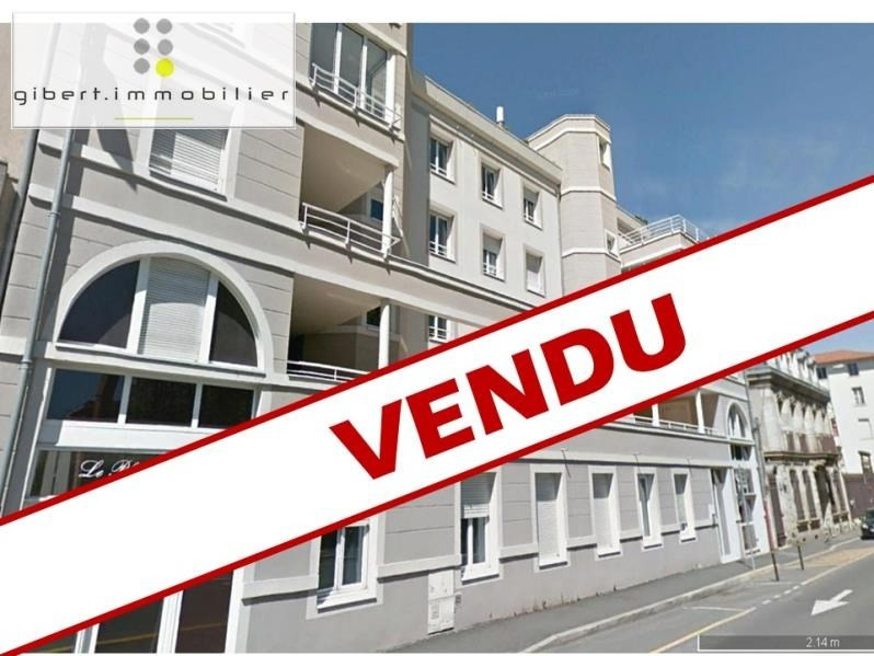 Vente appartement Le puy en velay 48 800€ - Photo 1