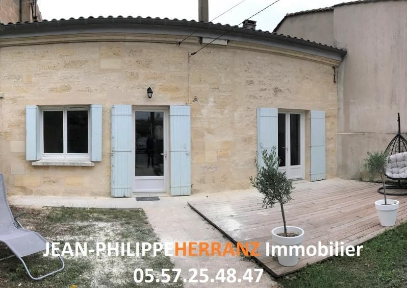 Investment property house / villa Les artigues de lussac 169 000€ - Picture 1