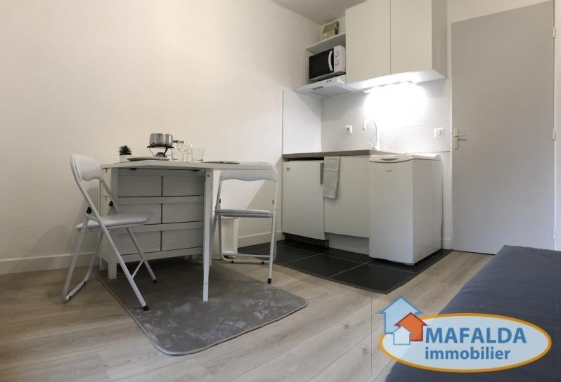Rental apartment Mont saxonnex 380€ CC - Picture 1