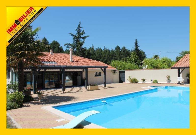 Revenda casa Langon 316900€ - Fotografia 1