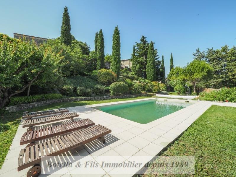 Immobile residenziali di prestigio casa Uzes 750000€ - Fotografia 13