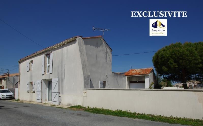 Vente maison / villa Aigrefeuille d'aunis 139000€ - Photo 1