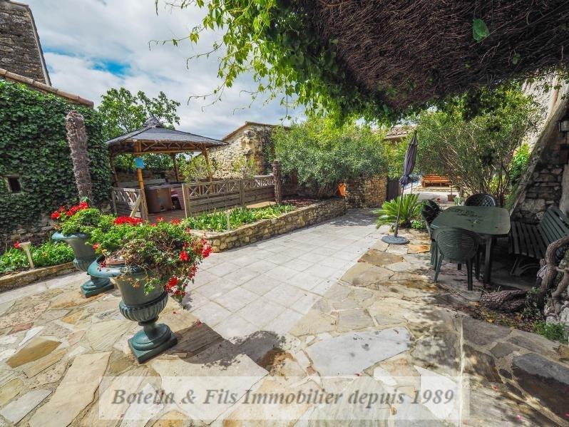 Venta de prestigio  casa Uzes 1055000€ - Fotografía 11
