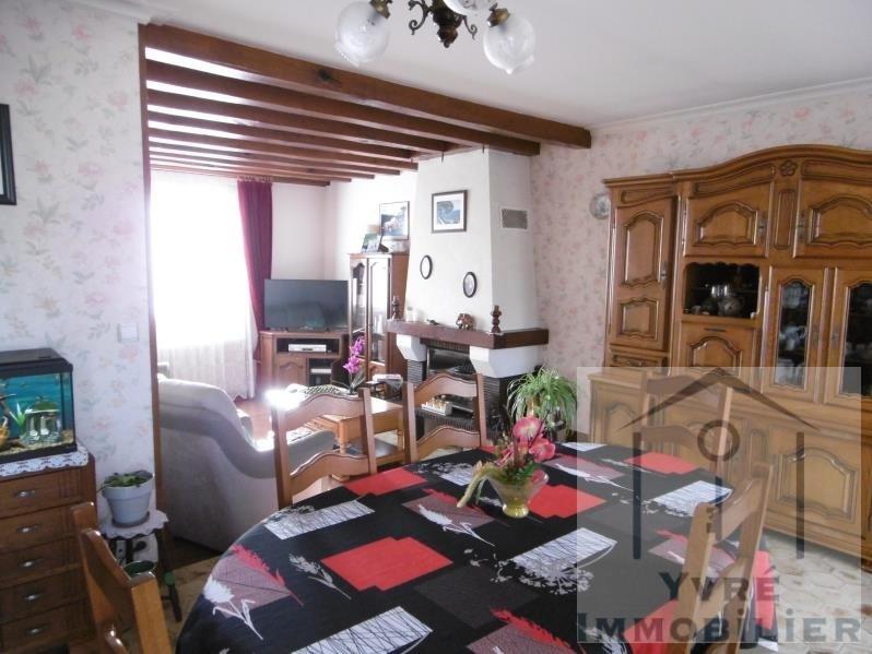 Sale house / villa Yvre l'eveque 236250€ - Picture 2