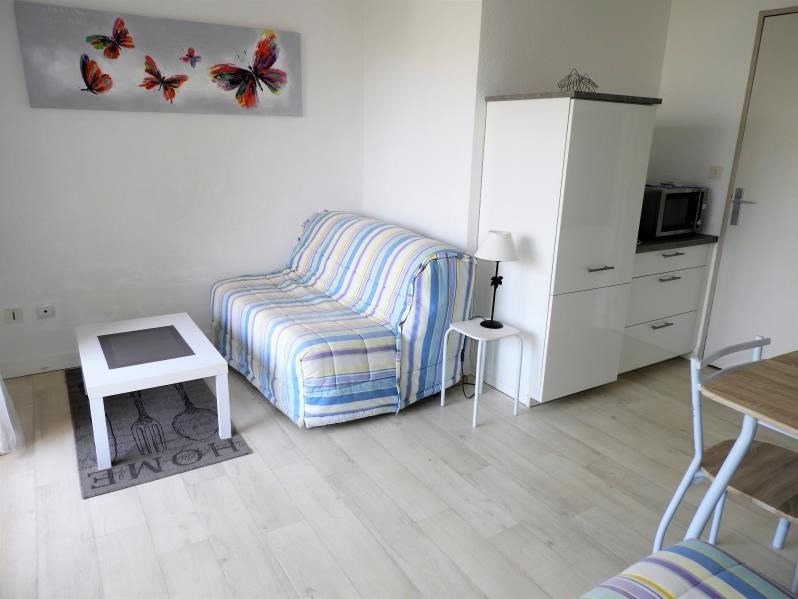 Rental apartment La grande motte 495€ CC - Picture 2