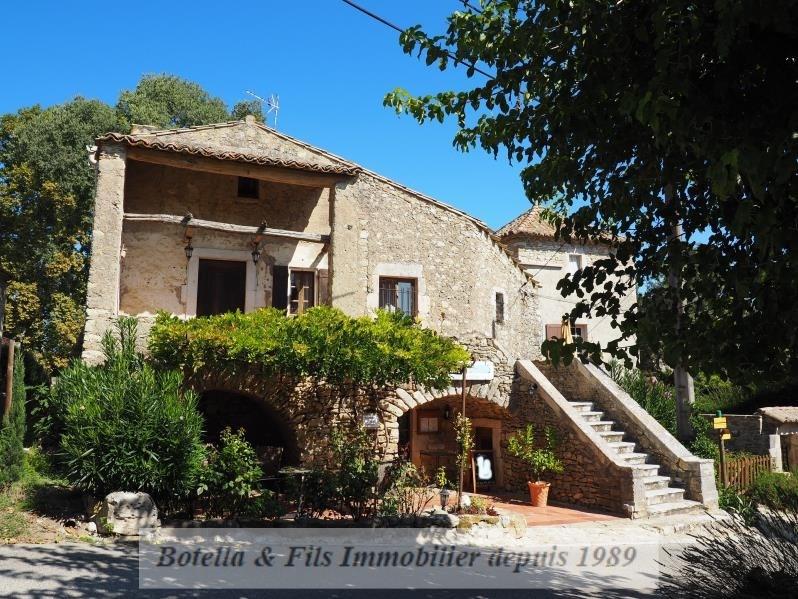 Immobile residenziali di prestigio casa Uzes 810000€ - Fotografia 1