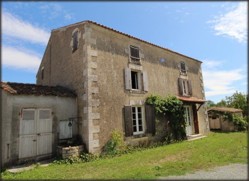 Sale house / villa Fontenay le comte 125000€ - Picture 2