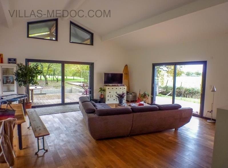 Sale house / villa Saint vivien de medoc 399500€ - Picture 5