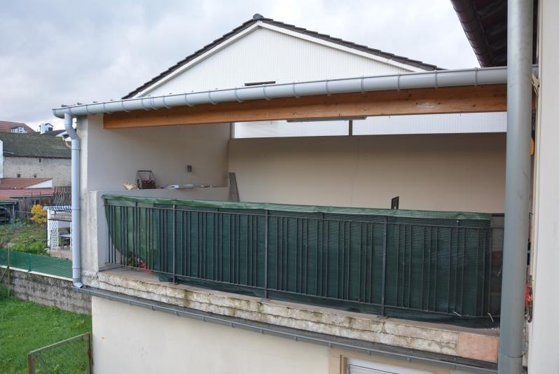Vente appartement Mondelange 92000€ - Photo 2