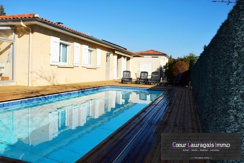 Sale house / villa Quint-fonsegrives 533000€ - Picture 2
