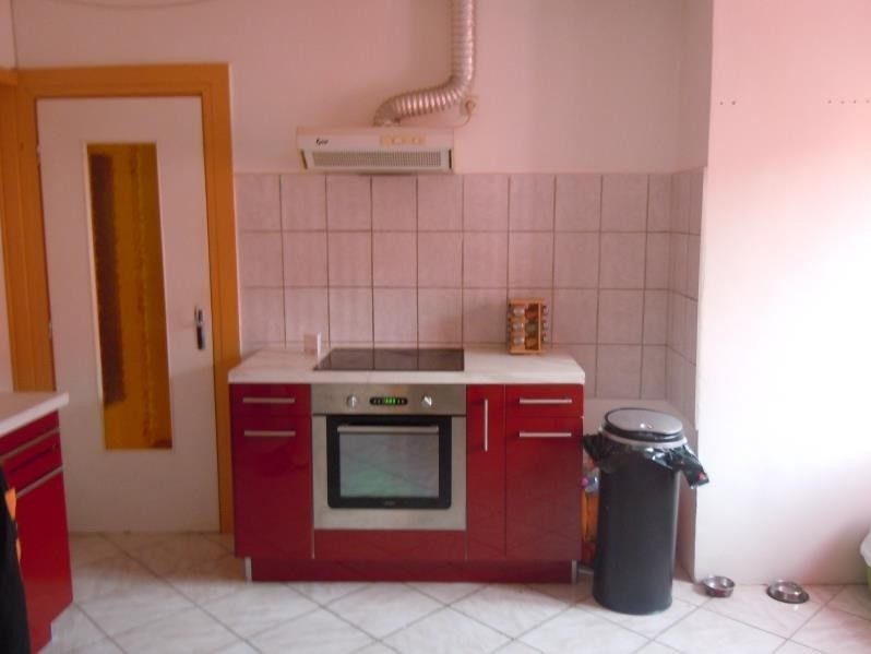 Verkoop  flatgebouwen Voujeaucourt 128000€ - Foto 4