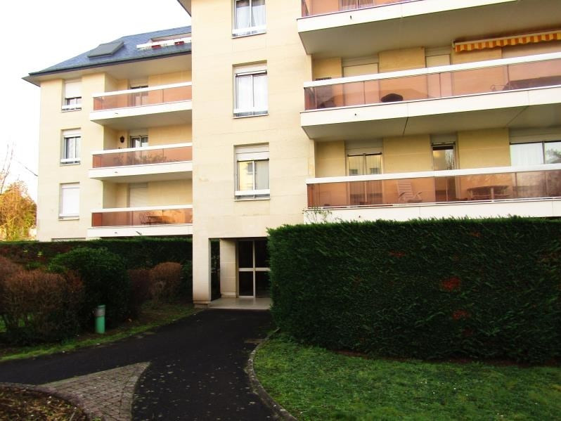 Rental apartment Maisons-laffitte 710€ CC - Picture 2