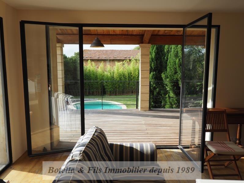 Verkoop  huis Uzes 450000€ - Foto 4