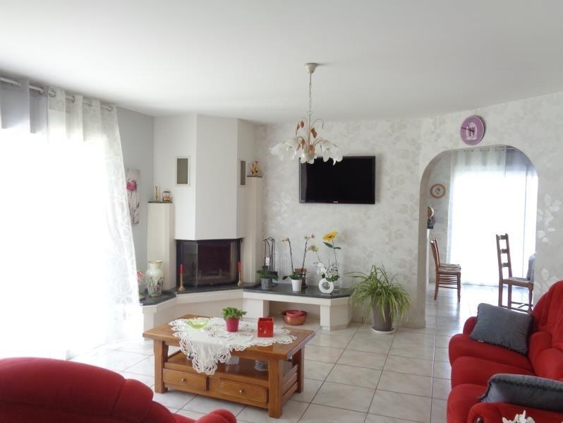 Vente maison / villa Celles sur belle 218400€ - Photo 3