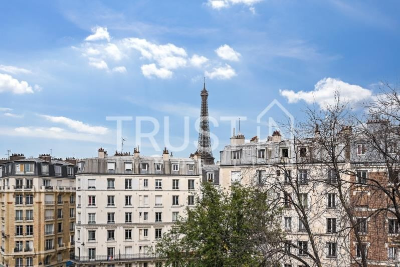 Vente appartement Paris 15ème 570 000€ - Photo 1