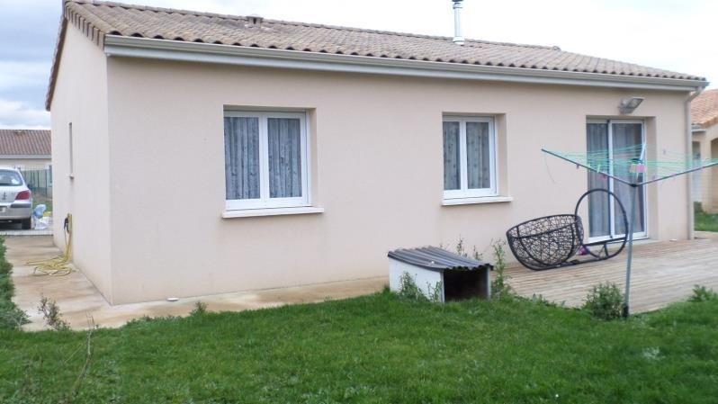 Vente maison / villa Fleure 119000€ - Photo 1