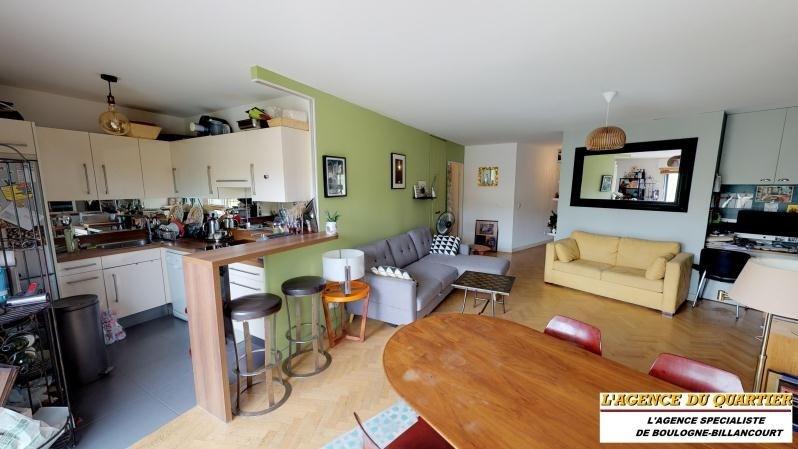 Revenda apartamento Boulogne billancourt 674000€ - Fotografia 3