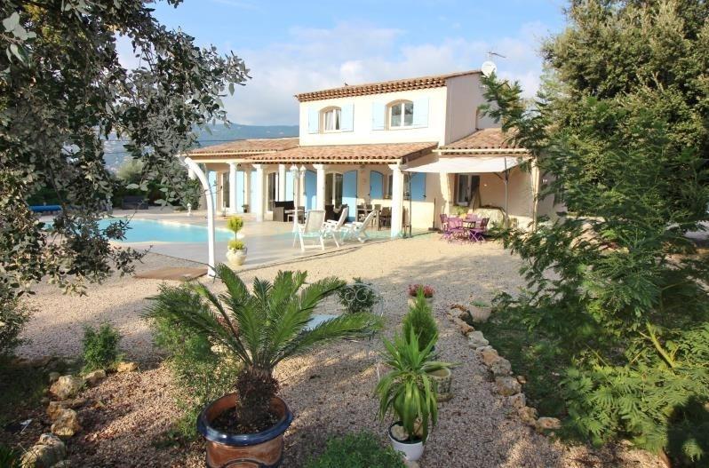 Vente de prestige maison / villa Peymeinade 610000€ - Photo 3