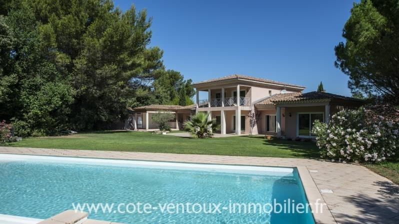 Deluxe sale house / villa Carpentras 550 000€ - Picture 1
