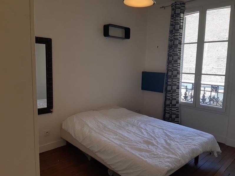 Verhuren  appartement Paris 18ème 1100€ CC - Foto 2