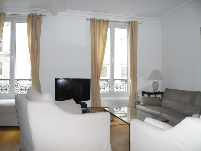 Location appartement Paris 8ème 2 225€ CC - Photo 1