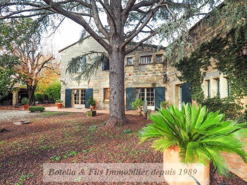 Verkoop van prestige  huis Uzes 645000€ - Foto 10