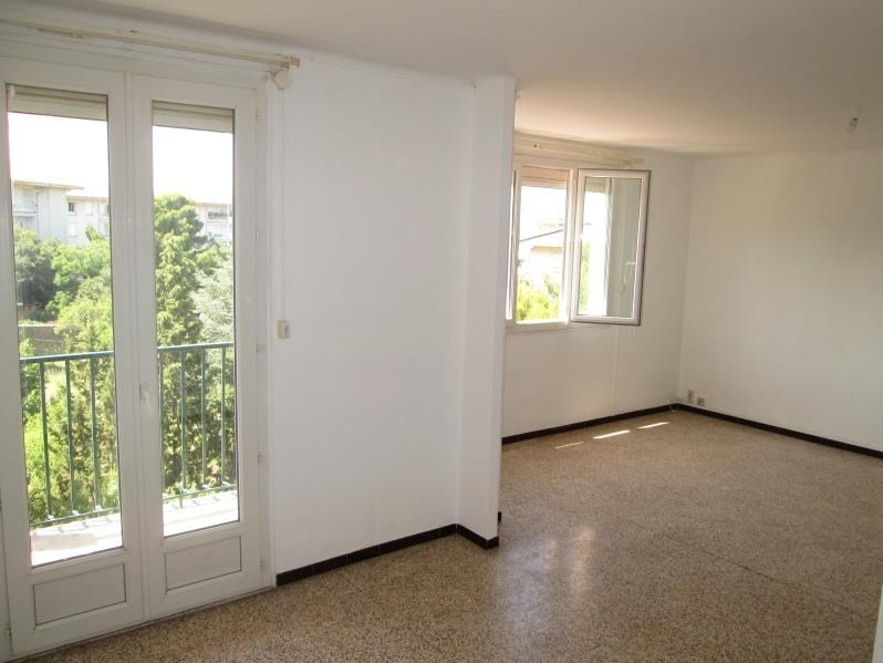 Vente appartement Sete 125 000€ - Photo 1