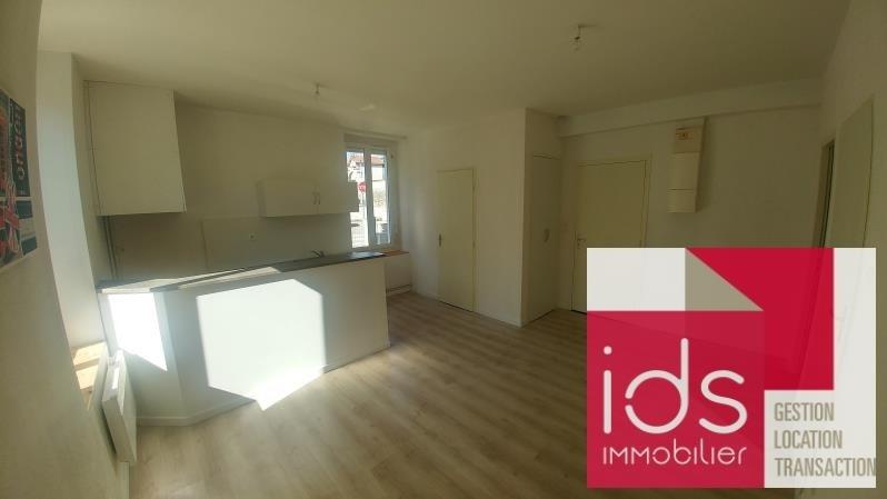 Sale apartment Allevard 52000€ - Picture 2