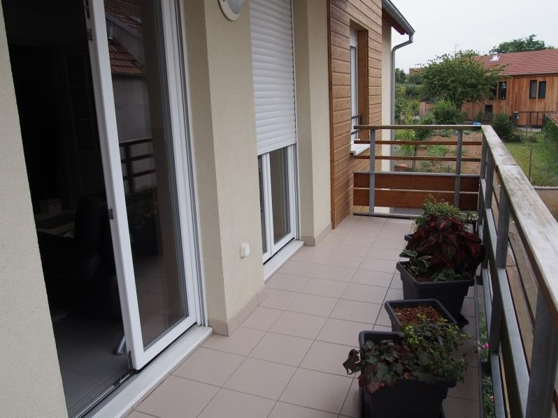 Vente appartement Eckwersheim 139 000€ - Photo 4