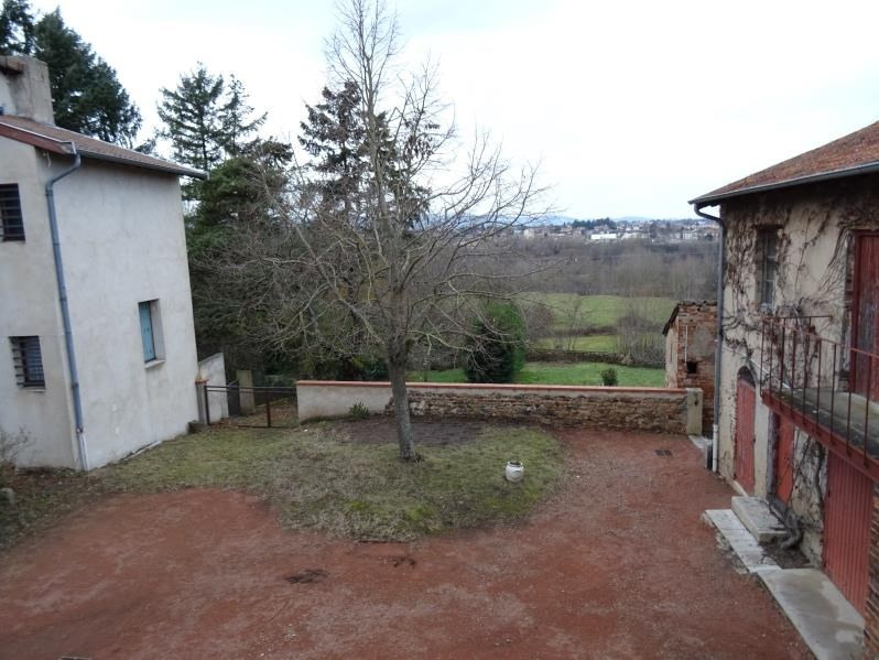 Location maison / villa Commelle vernay 610€ CC - Photo 6