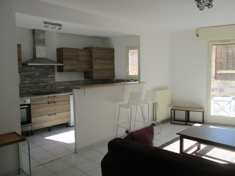 Sale apartment Nimes 106 000€ - Picture 1