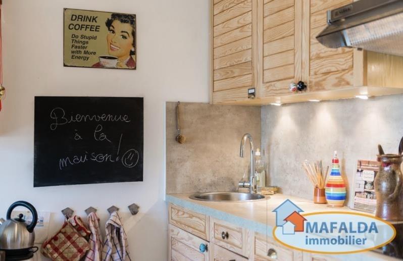 Vente appartement Mont saxonnex 110000€ - Photo 2