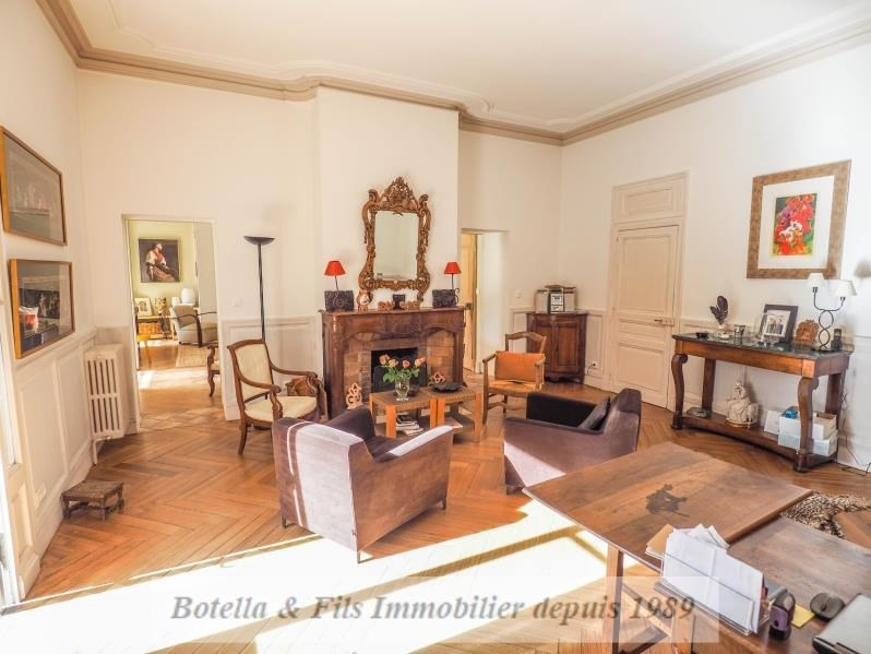 Deluxe sale chateau Uzes 760000€ - Picture 6