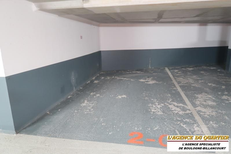 Location parking Boulogne billancourt 110€ CC - Photo 1