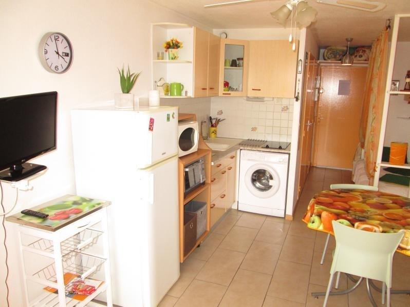 Sale apartment Balaruc les bains 117000€ - Picture 2