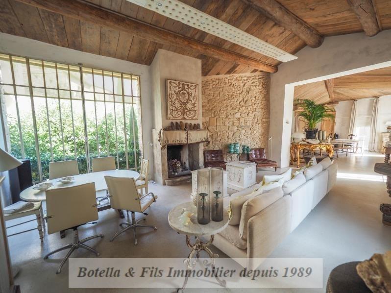 Immobile residenziali di prestigio casa Uzes 1580000€ - Fotografia 2