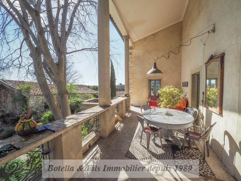 Vente de prestige maison / villa Uzes 870000€ - Photo 3
