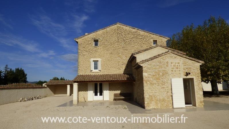 Sale house / villa Sarrians 448900€ - Picture 10