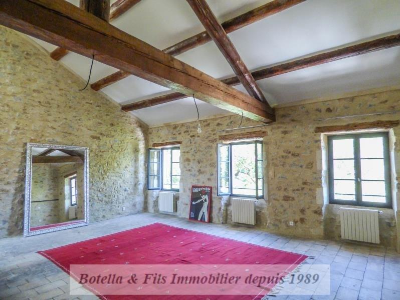 Venta de prestigio  casa Uzes 639000€ - Fotografía 10
