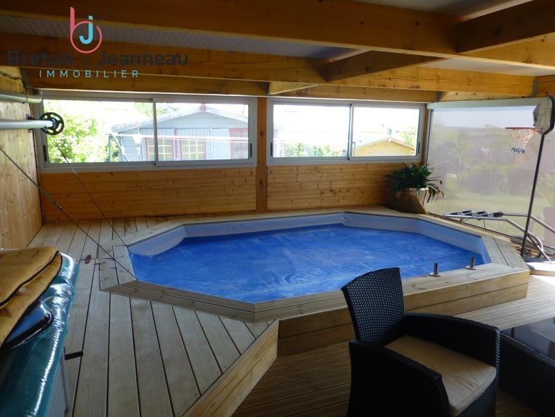Sale house / villa St germain le fouilloux 223600€ - Picture 8