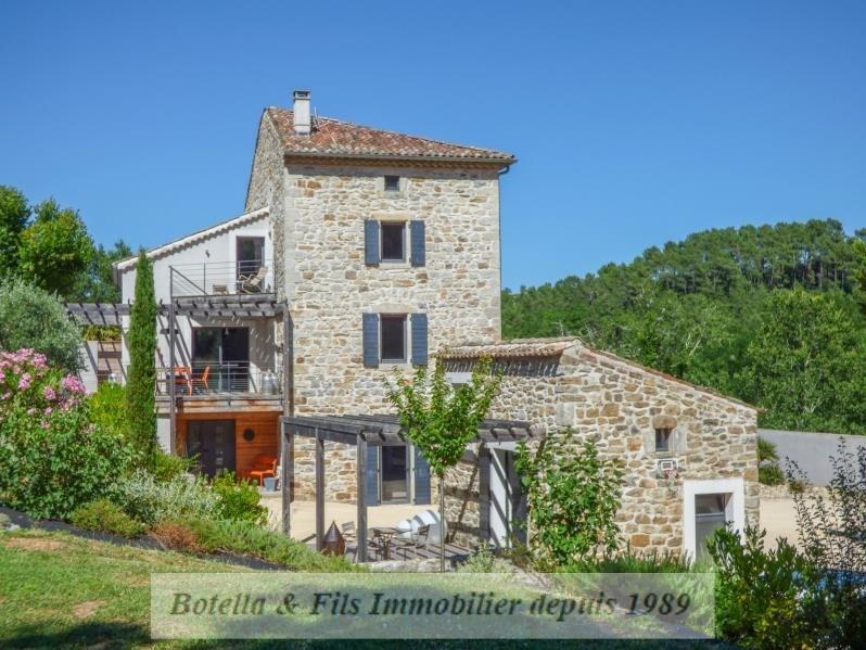 Immobile residenziali di prestigio casa Barjac 795000€ - Fotografia 4