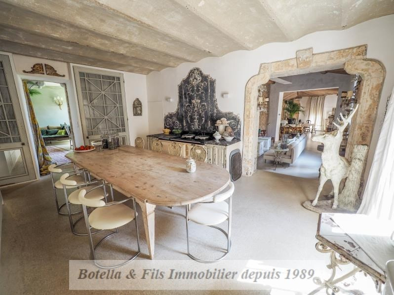 Immobile residenziali di prestigio casa Uzes 1580000€ - Fotografia 9