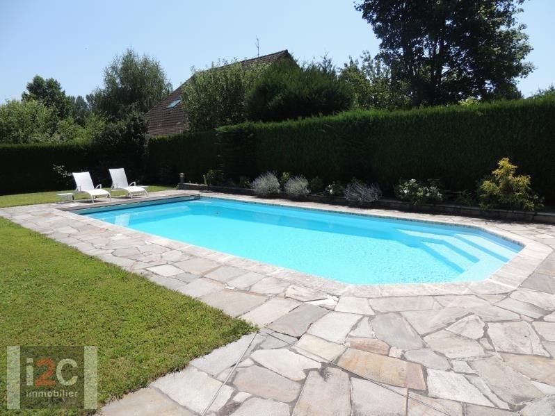 Vente maison / villa Prevessin-moens 980000€ - Photo 11