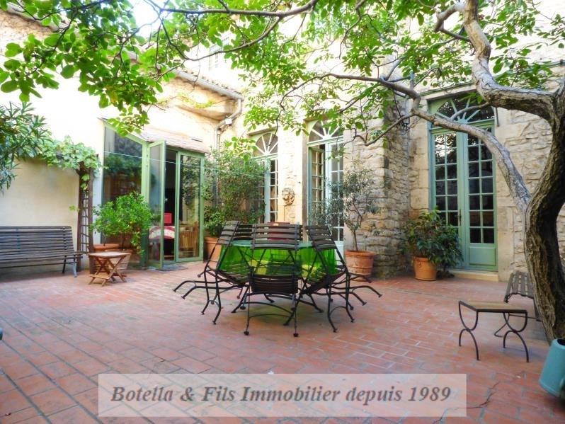 Immobile residenziali di prestigio casa Uzes 399000€ - Fotografia 10